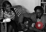 Image of Lead Belly United States USA, 1936, second 6 stock footage video 65675042896