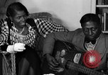 Image of Lead Belly United States USA, 1936, second 7 stock footage video 65675042896