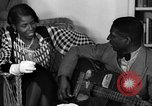 Image of Lead Belly United States USA, 1936, second 11 stock footage video 65675042896