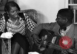 Image of Lead Belly United States USA, 1936, second 9 stock footage video 65675042897
