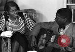 Image of Lead Belly United States USA, 1936, second 10 stock footage video 65675042897