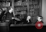 Image of John Lomax Washington DC USA, 1936, second 6 stock footage video 65675042898