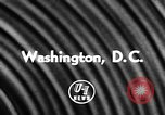 Image of John Foster Dulles Washington DC USA, 1957, second 3 stock footage video 65675042902