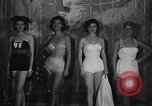 Image of fashion show New York United states USA, 1957, second 7 stock footage video 65675042904