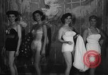 Image of fashion show New York United states USA, 1957, second 8 stock footage video 65675042904
