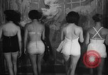 Image of fashion show New York United states USA, 1957, second 9 stock footage video 65675042904
