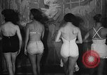 Image of fashion show New York United states USA, 1957, second 11 stock footage video 65675042904