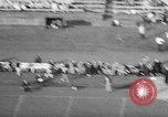 Image of football game Seattle Washington USA, 1957, second 10 stock footage video 65675042905