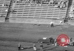 Image of football game Seattle Washington USA, 1957, second 11 stock footage video 65675042905