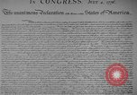 Image of Declaration of Independence Washington DC USA, 1936, second 3 stock footage video 65675042909
