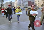 Image of Demonstration against Vietnam War Washington DC USA, 1969, second 12 stock footage video 65675042917
