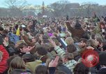 Image of Protest against Vietnam War Washington DC USA, 1969, second 11 stock footage video 65675042919