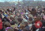 Image of Protest against Vietnam War Washington DC USA, 1969, second 12 stock footage video 65675042919