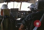 Image of Interior of Air Rescue HC-130H aircraft in flight Southeast Asia, 1966, second 11 stock footage video 65675042962