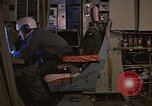 Image of Crew member inside an Air Rescue HC-130H  Southeast Asia, 1966, second 8 stock footage video 65675042965