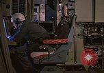 Image of Crew member inside an Air Rescue HC-130H  Southeast Asia, 1966, second 12 stock footage video 65675042965
