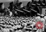 Image of Fleet Admiral Chester W Nimitz Pacific Theater, 1944, second 11 stock footage video 65675042984