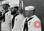 Image of Fleet Admiral Chester W Nimitz Pacific Theater, 1944, second 12 stock footage video 65675042984