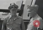 Image of Chester W Nimitz Philippines, 1944, second 4 stock footage video 65675042986