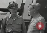 Image of Chester W Nimitz Philippines, 1944, second 5 stock footage video 65675042986