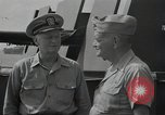 Image of Chester W Nimitz Philippines, 1944, second 7 stock footage video 65675042986