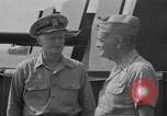 Image of Chester W Nimitz Philippines, 1944, second 8 stock footage video 65675042986