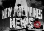 Image of President Jose Laurel Philippines, 1944, second 11 stock footage video 65675043001