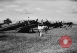 Image of Japanese warplanes fly from Philippines to attack U.S. Task Force Philippines, 1944, second 11 stock footage video 65675043002