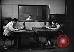 Image of Japanese Station announcer Tokyo Japan, 1945, second 8 stock footage video 65675043006
