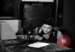 Image of Iva Toguri D'Aquino Tokyo Japan, 1945, second 2 stock footage video 65675043010