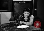 Image of Iva Toguri D'Aquino Tokyo Japan, 1945, second 7 stock footage video 65675043010