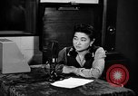 Image of Iva Toguri D'Aquino Tokyo Japan, 1945, second 9 stock footage video 65675043010