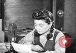 Image of Iva Toguri D'Aquino Tokyo Japan, 1945, second 1 stock footage video 65675043011