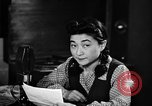 Image of Iva Toguri D'Aquino Tokyo Japan, 1945, second 3 stock footage video 65675043011