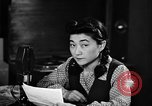 Image of Iva Toguri D'Aquino Tokyo Japan, 1945, second 6 stock footage video 65675043011