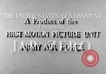 Image of Japanese Mitsubishi A6M Zero United States USA, 1943, second 7 stock footage video 65675043014