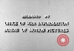 Image of Japanese Mitsubishi A6M Zero United States USA, 1943, second 12 stock footage video 65675043014