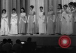 Image of Beauty pageant Atlantic City New Jersey USA, 1967, second 6 stock footage video 65675043037
