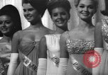 Image of Beauty pageant Atlantic City New Jersey USA, 1967, second 7 stock footage video 65675043037