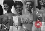 Image of Beauty pageant Atlantic City New Jersey USA, 1967, second 8 stock footage video 65675043037