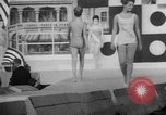 Image of Beauty pageant Atlantic City New Jersey USA, 1967, second 11 stock footage video 65675043037