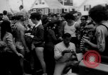 Image of Art show Provincetown Massachusetts USA, 1967, second 3 stock footage video 65675043041
