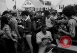 Image of Art show Provincetown Massachusetts USA, 1967, second 5 stock footage video 65675043041