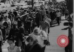Image of Hippies San Francisco California USA, 1967, second 4 stock footage video 65675043051