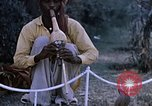 Image of Snake charmer India, 1956, second 6 stock footage video 65675043054