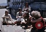 Image of Group of Hippies in Nepal Kathmandu Nepal, 1969, second 3 stock footage video 65675043057