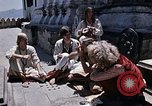 Image of Group of Hippies in Nepal Kathmandu Nepal, 1969, second 5 stock footage video 65675043057