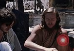 Image of Group of Hippies Kathmandu Nepal, 1969, second 5 stock footage video 65675043058