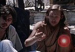 Image of Group of Hippies Kathmandu Nepal, 1969, second 7 stock footage video 65675043058