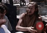 Image of Group of Hippies Kathmandu Nepal, 1969, second 8 stock footage video 65675043058